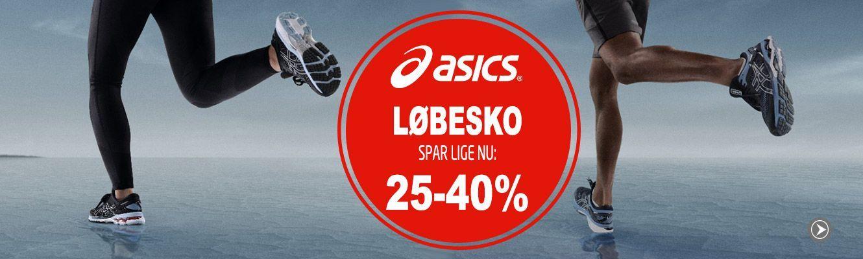 Asics Løbesko - spar 25-40%