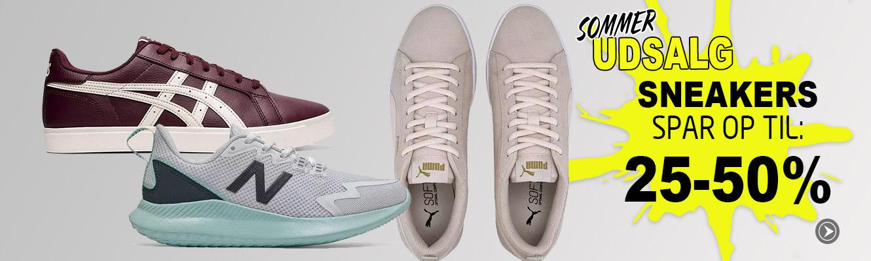 Sneakers til meget skarpe priser