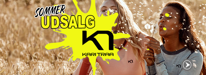 Kari Traa - til skarpe priser