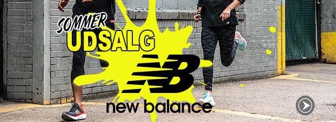 New Balance  - sko til sport & fritid