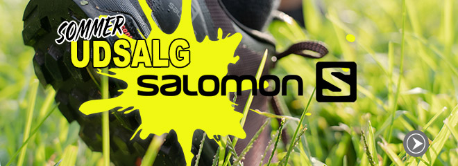 Salomon - spar op til 50% på udvalgte modeller