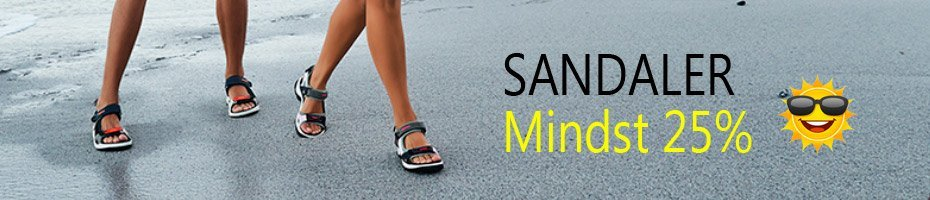 25-50% på alle sneakers. Adidas, Puma, New Balance, Nike, Salomon, Ecco