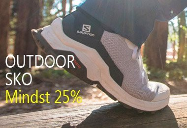 Goretex Outdoorsko - spar op til 40%